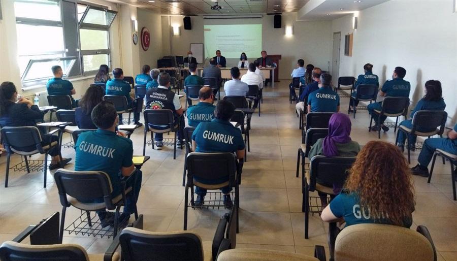 Bölge Müdürlüğümüzde Ticaret Bakanlığı Yer Değiştirme Yönetmeliği Bilgilendirme Toplantısı Yapıldı